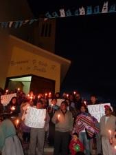 A - justicia para joven universitario en sicuani